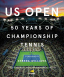 50th Anniversary US Open Tennis Book by Rick Rennert