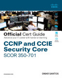 CCNP and CCIE Security Core SCOR 350-701 Official Cert Guide Pdf/ePub eBook