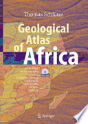 Geological Atlas of Africa Book