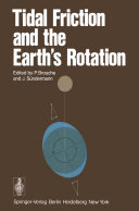Tidal Friction and the Earth's Rotation