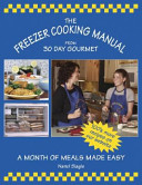 The Freezer Cooking Manual from 30 Day Gourmet