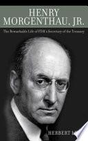 Henry Morgenthau, Jr. Pdf/ePub eBook