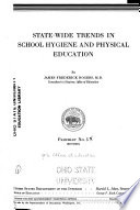 State Wide Trends In School Hygiene And Physical Education