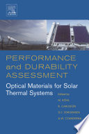 Performance and Durability Assessment  Book