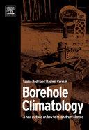 Borehole Climatology