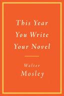 This Year You Write Your Novel Pdf/ePub eBook