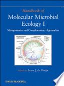 Handbook of Molecular Microbial Ecology I Book
