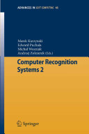 Computer Recognition Systems 2 Pdf/ePub eBook