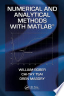 Numerical and Analytical Methods with MATLAB