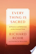 Every Thing Is Sacred