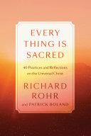 Every Thing Is Sacred [Pdf/ePub] eBook