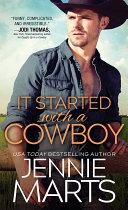 It Started with a Cowboy Pdf/ePub eBook