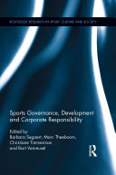 Sports Governance  Development and Corporate Responsibility