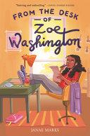From the Desk of Zoe Washington Book PDF