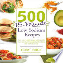 500 15-Minute Low Sodium Recipes