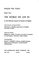 English for Today  The world we live in  Text books for foreigners