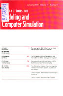 ACM Transactions on Modeling and Computer Simulation