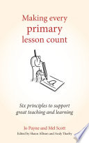 Making Every Primary Lesson Count Book