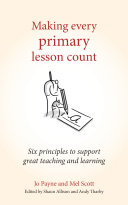 Making every primary lesson count