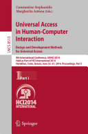 Universal Access in Human-Computer Interaction: Design and Development Methods for Universal Access [Pdf/ePub] eBook