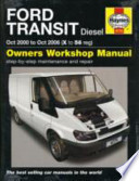 Ford Transit Diesel (00-06)