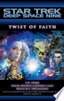 Star Trek Deep Space Nine Twist Of Faith Book