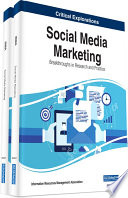 Social Media Marketing  Breakthroughs in Research and Practice Book PDF