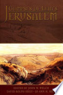 Glimpses of Lehi's Jerusalem