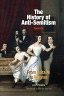 The History of Anti-Semitism, Volume 3