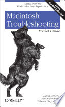 Macintosh Troubleshooting Pocket Guide For Mac Os Book PDF