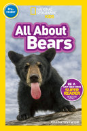 National Geographic Readers  All About Bears  Pre reader