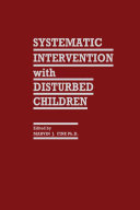 Systematic Intervention with Disturbed Children Pdf/ePub eBook
