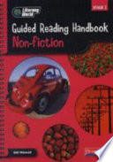 Non Fiction Guided Reading Handbook Book