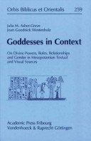 Goddesses in Context