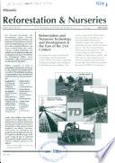 Missoula Reforestation   Nurseries Book PDF