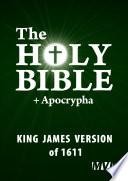 The Holy Bible   King James Version   Apocrypha