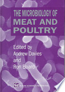 Microbiology of Meat and Poultry Book