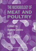 Microbiology of Meat and Poultry