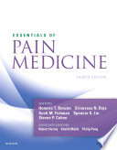 Essentials of Pain Medicine E Book