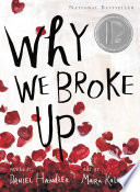 Why We Broke Up Daniel Handler Cover