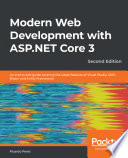 Modern Web Development with ASP.NET Core 3