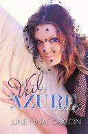 Veil of Azure Sequins