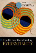 The Oxford Handbook of Evidentiality [Pdf/ePub] eBook