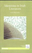 Identities in Irish Literature