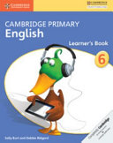Cambridge Primary Stage 6 Learner's Book