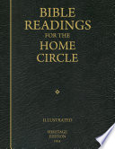 Bible Readings for the Home Circle   Illustrated