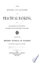 The Methods and Machinery of Practical Banking