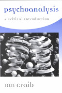 Cover of Psychoanalysis