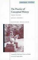 Pdf The Practice of Conceptual History