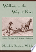 Walking in the Way of Peace Book